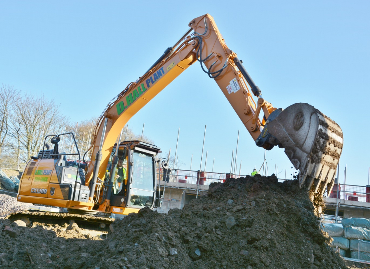 DHall Plant Hire & Groundworks Main images