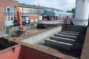 Hitachi 13Tonne Demolition - Plymouth Devon