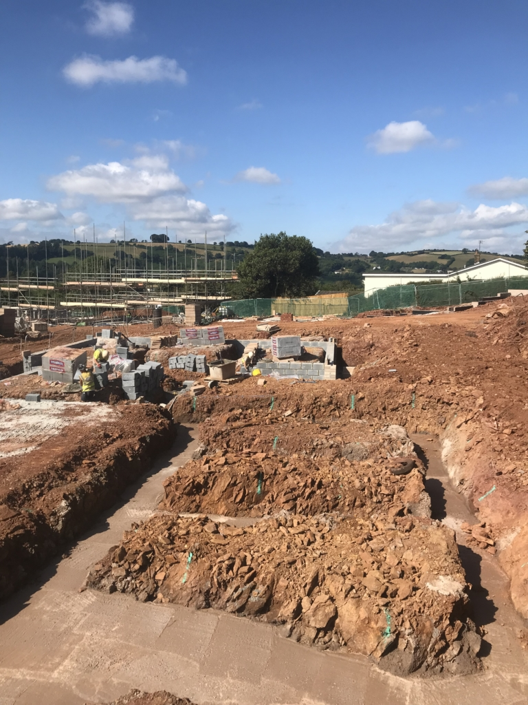 Groundworks, Excavation, Concrete Totnes