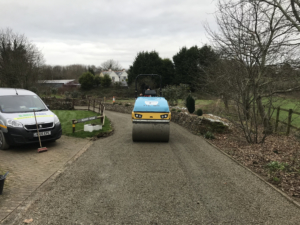 Roller Compaction Bomag
