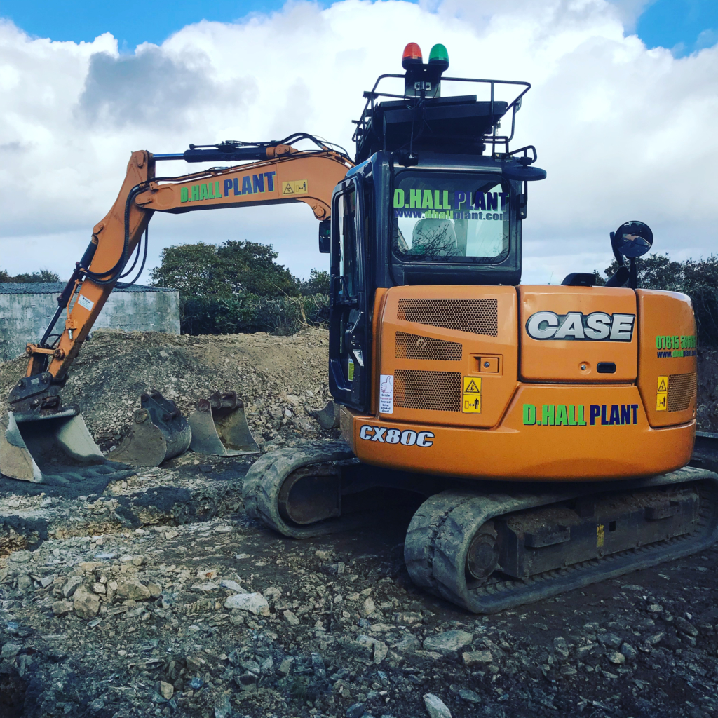 Kelly Bray Callington Digger Hire