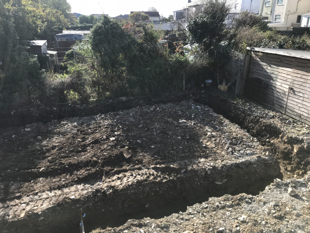 Groundworks Excavation