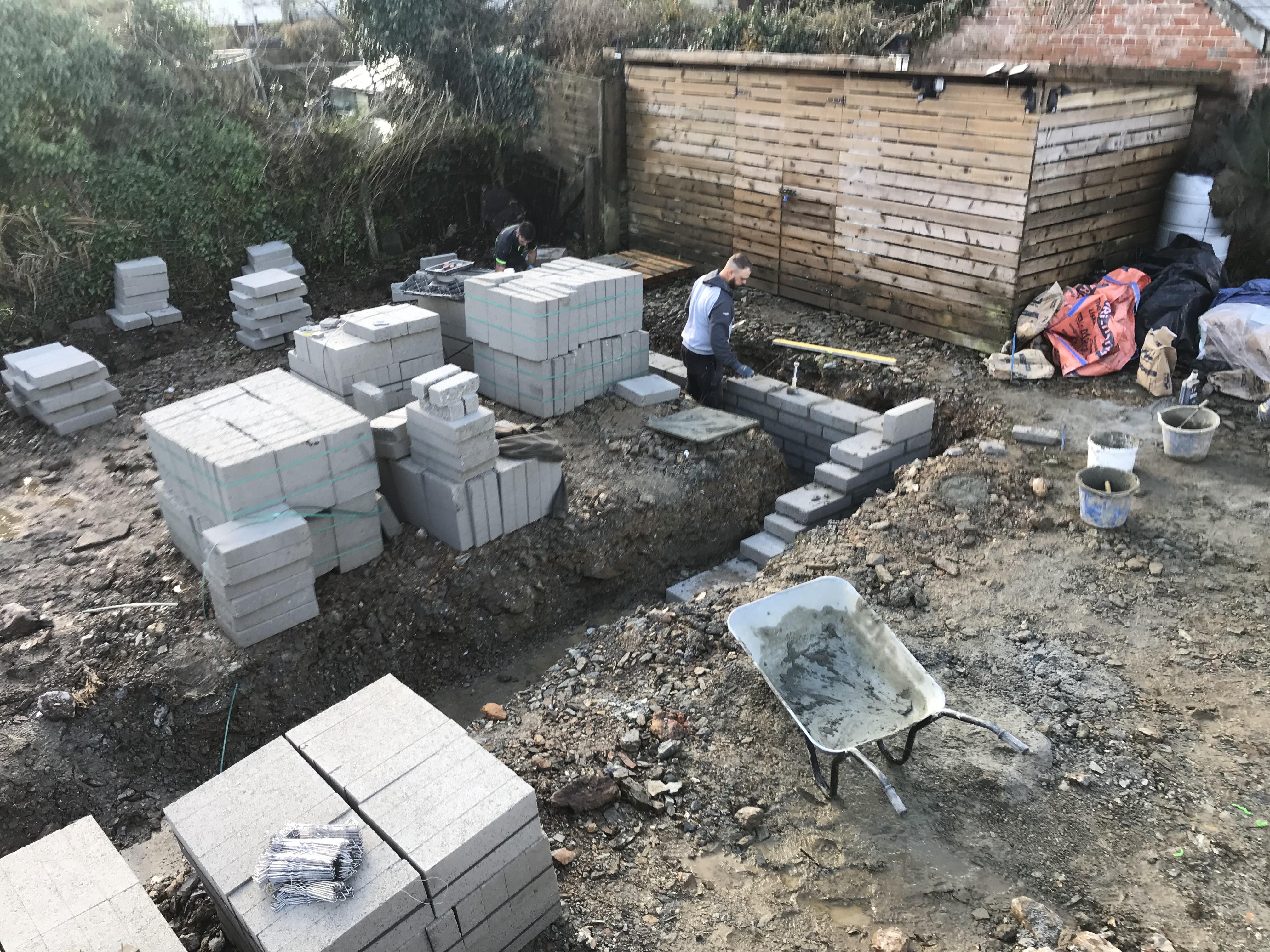 Bricklayer Callington